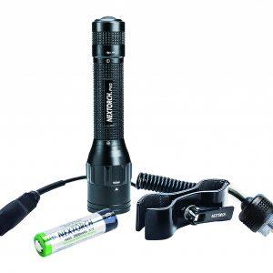 Eftersökskit NexTORCH® P5B vit/blå LED