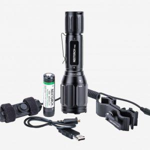 Eftersökskit NexTORCH® T5G vit/grön LED
