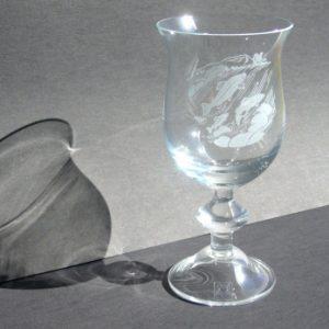 Glas Avignon Rödvin