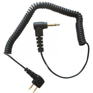 Lafayette Radiokabel Peltor 3,5mm vinkel