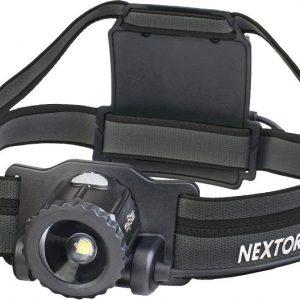 Nextorch pannlampa myStar svart, 760lm