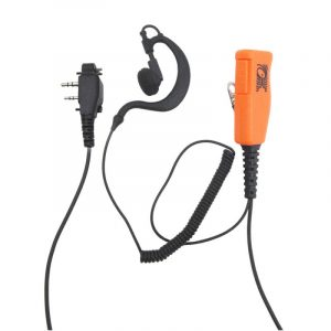 ProEquip PRO-P600LS Earhanger and palm mic