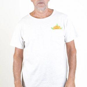 SQRTN CB Hideout T-shirt Off White