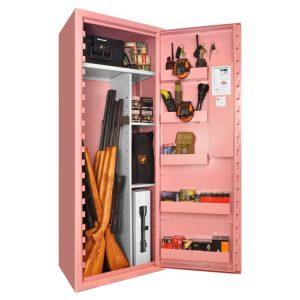 Vapenskåp Scandinavian Safe SP 88 Pink Ink frakt!