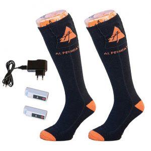 ALPENHEAT Värmestrumpa Fire Sock