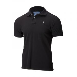 Browning Ultra 78 Polo Shirt Svart