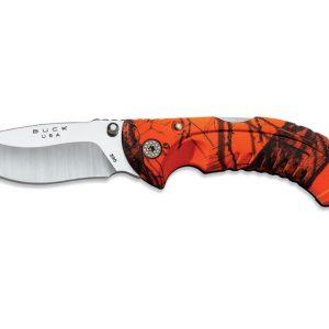 Buck 395 Folding Omni Hunter, Blaze