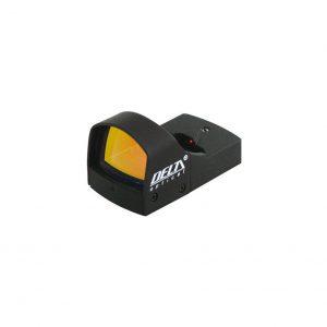 Delta Optical Mini Dot med montage för 22mm Weaver Skena