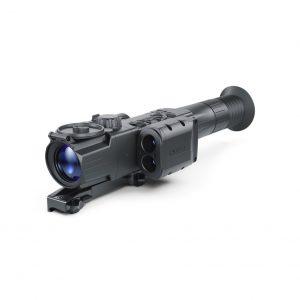 Pulsar Digisight Ultra N450 LRF Mörkersikte med Avstsåndsmätare med Weaver Snabbfäste