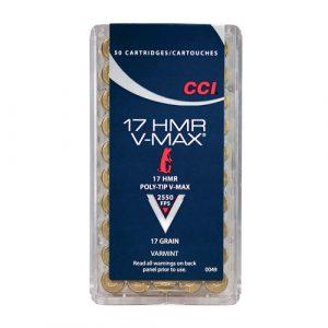 CCI 17HMR V-Max