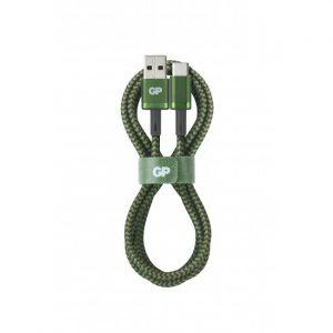 GP USB-kabel CC1A, USB-C till USB-A, 1m