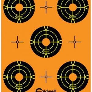 "Caldwell Måltavla Orange Peel 2"" Bullseye"