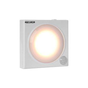 LED-belysning med ljus- och rörelsesensor