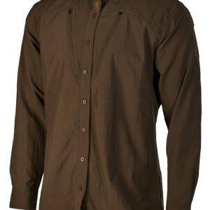 Browning Skjorta Savannah Ripstop Dark Olive