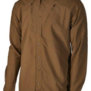 Browning Skjorta Savannah Ripstop Khaki