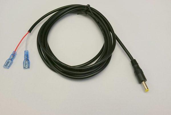 Extern strömkabel till Boly Guard och Scout Guard 550 VIR