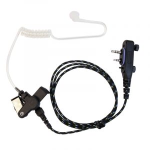 Icom ProEquip PRO-AT35LA Acoustic Airtube black fabric line