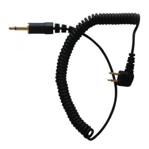 Lafayette Radiokabel Peltor 3,5mm rak
