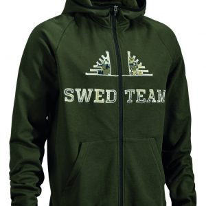 Swedteam Veil Full-zip Hood Tröja