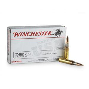 Winchester FMJ
