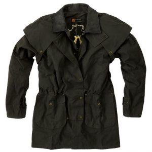 Kakadu Iron Bark Drovers Jacket