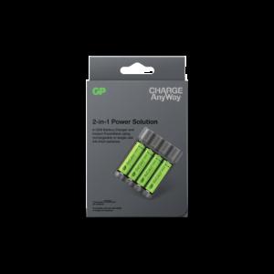 Batteriladdare GP Charge Any Way