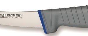 Fischer Urbeningskniv 13cm Flexibel Böjt Blad