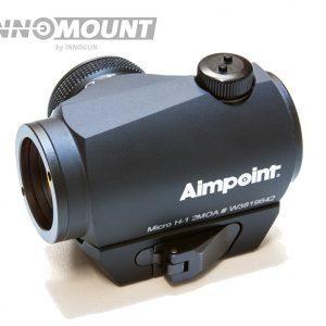 Innomount Slight QR, Sauer 303 fäste för Aimpoint H1/H2