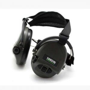 Sordin Pro X Neckband Green