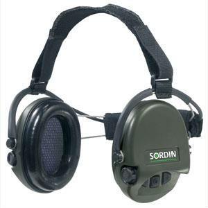Sordin Supreme Pro Neckband Green