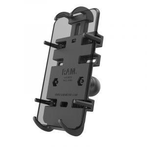 Hunter RAM Quick-Grip ™ Universal telefonhållare med boll