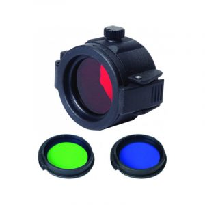 NexTORCH® Filter röd/grön/blå passar T6A
